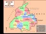 Map of todays Punjab
